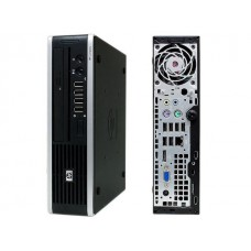 HP COMPAQ ELITE 8000 CORE 2 DUO E8400 3.00GHz / 2GB DDR3 / 160GB / DVD-RW / USFF