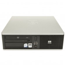 HP Compaq dc7800 / Core 2 Duo E6750 2.66 GHz / 2GB DDR2 / 160GB SATA / DVD-RW