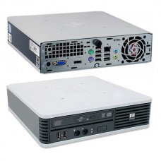 HP Compaq dc7900 / Intel Core 2 Duo E8400 3.00GHz / 2048MB / 160GB / DVD / USFF