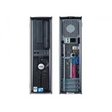 DELL OPTIPLEX 780 Intel Core 2 Duo E7500 2.93GHz / 2048MB / 160GB / DVD/RW / DisplayPort / 8xUSB 2.0 / SFF