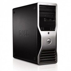 Dell Precision T3500/Intel Xeon Six-Core X5650 / 8 GB DDR3 /500 GB SATA / Intel X58 /Nvidia Quadro 2000 - 1GB GDDR5 - 128bit