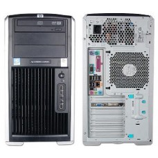 HP xw5000 Workstation Intel® Pentium 4 3.06GHz, 2GB DDR2, 40GB SCSI
