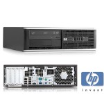 HP 6005 PRO Desktop / AMD Phenom II X3 B75 3.00GHz / 4 GB DDR3 / 250GB/ DVD-RW