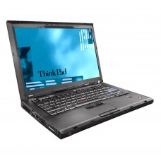 LENOVO THINKPAD T400 INTEL CORE 2 DUO P8400 2.26GHZ / 2048MB / 250GB / COMBO / LAN / 14.1""