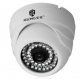 1.2 MPixel вандалоустойчива куполна камера DAY/NIGHT 850 TVL RL-CS4085