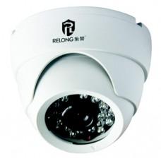 1.2 MPixel вандалоустойчива куполна камера DAY/NIGHT 850 TVL RL-CS9085