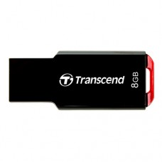 Флаш памет Transcend 8GB JetFlash 310 USB 2.0, Extremely slim and lightweight, Black