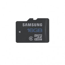 Samsung MicroSD card Std. series, 16GB , Class6, Up to 24MB/S