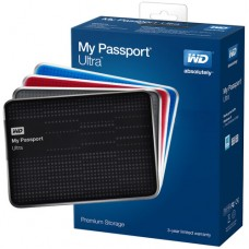 Твърд Диск 500GB USB 3.0 MyPassport Ultra