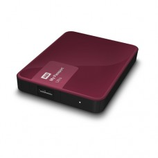 HDD 2TB USB 3.0 MyPassport Ultra Wild Berry (3 years warranty) NEW