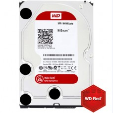 HDD 1TB SATAIII WD Red 7200rpm 64MB for NAS