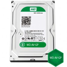 HDD 2TB SATAIII WD AV-GP 7200rpm 64MB for DVR/Surveillance