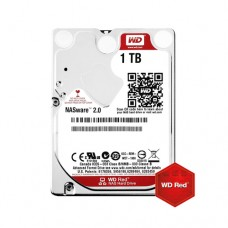 "HDD 1TB SATAIII 2.5"" WD Red 5400rpm 16MB"