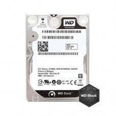 "HDD 500GB SATAIII 2.5"" WD Black 7200rpm 32MB 7mm slim"