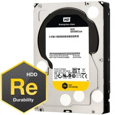 HDD 1TB SATAIII WD RE 7200rpm 64MB for servers (5 years warranty)