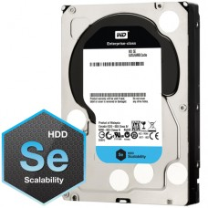 HDD 4TB SATAIII WD SE 7200rpm 64MB for servers (5 years warranty)