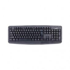 Клавиатура Genius KB-110X,Black