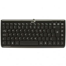 Клавиатура Genius LuxeMate i200, USB, Mini, тънка USB клавиатура