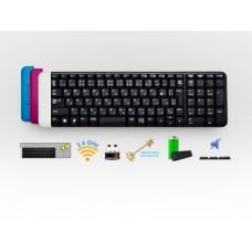 Клавиатура Logitech Wireless Keyboard K230