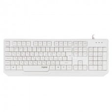 RAPOO N2210 Жичнa клавиатура, бяла, USB