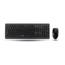 RAPOO N1850 Жичен комплект клавиатура с мишка,USB