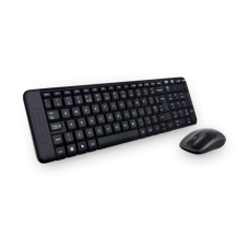 Клавиатура Logitech Wireless Combo MK220