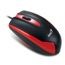 Мишка Genius DX-100, Red - оптична USB мишка, 1200dpi