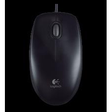 Мишка LOGITECH B100 Optical USB Mouse