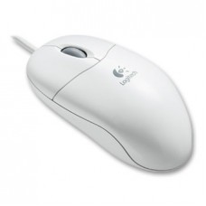 Mouse Logitech S69 Wheel PS/2