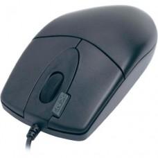 Мишка A4 Tech A4 OP-620D BLACK PS/2