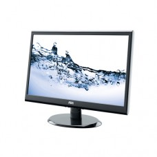 "Монитор AOC 19.5""LED 1600x900 16:9 250cd 20M:1 5ms Speakers (2W) VGA, DVI-D, Black, 3years"