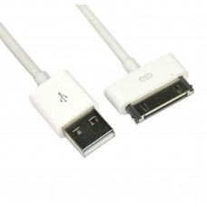 VCom Кабел iPhone Data Cable 30p - CU271A-1m