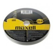 CD-R80 10pk Shrink MAXELL 52 speed