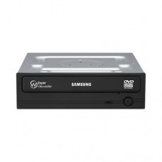 DVD+/-RW Samsung int. 24x, without software, SATA black