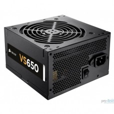 Захранване Corsair VS series 650W, ATX, EU Version