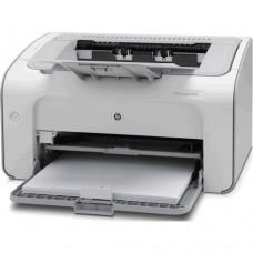 Принтер HP LaserJet Pro P1102 A4; A5; A6; B5; C5; DL 600 x 600 dpi 18 ppm 2 MB 266 MHz USB