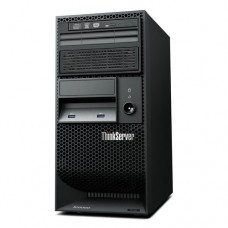 "Lenovo ThinkServer TS140 Xeon E3-12264GB DDR3-1600, 2 x 1TB 3.5"" HDD, DVD RW"