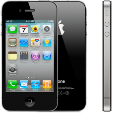 Apple iPhone 4S / 16GB / Black