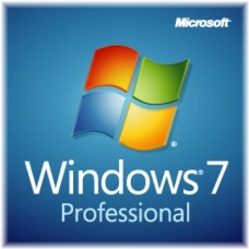 Windows Pro 7 SP1 64 bits English 1PK DSP