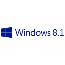 Windows 8.1 GGK 64 bits Bulgarian 1PK DSP DVD